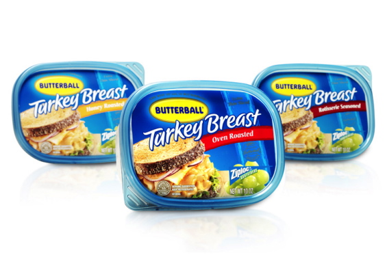 deli lunchmeat packaging design tubs